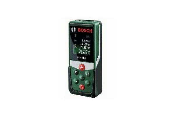 Laser Entfernungsmesser Discounter : Bosch laser entfernungsmesser plr 40 c von globus baumarkt ansehen