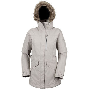 Columbia Damen Parka Foggy Breaker