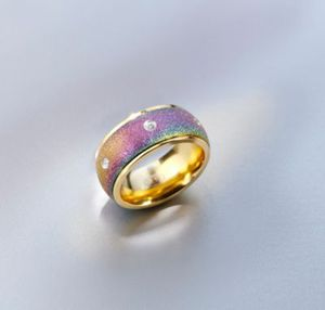 "CM Anti-Stress Ring ""Colours"" Gr. 18"