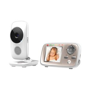 MOTOROLA   Babyphone mit Kamera MBP 667 Connect