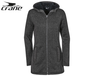crane® Outdoorstrickjacke