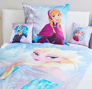Home Frozen Bettwäsche aus reiner Baumwolle