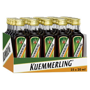 Kuemmerling 35 % Vol., jede 25 x 0,02-l-Packung