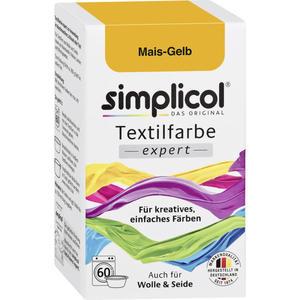 simplicol Textilfarbe expert Nr. 1701 Mais-Gelb 2.33 EUR/100 g