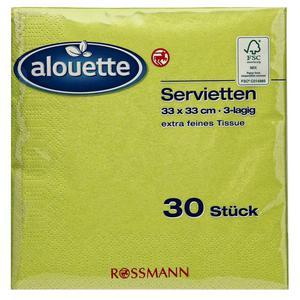 alouette Servietten