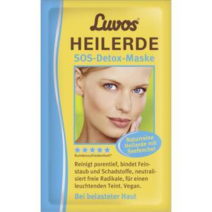 Luvos Heilerde SOS-Detox-Maske 5.00 EUR/100 ml