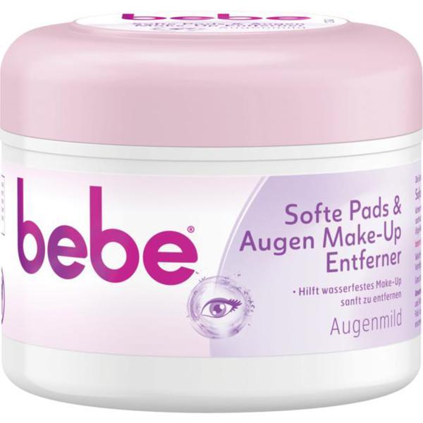 bebe® Softe Pads & Augen Make-Up Entferner