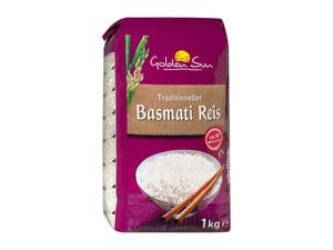 Traditioneller Basmati Reis