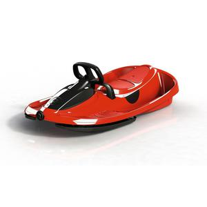 "Lenkschlitten ""Stratos"", racing red"