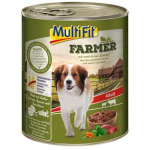 MultiFit Farmer Adult 6x800g