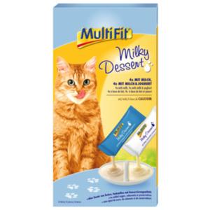 MultiFit Milky Desserts 11x8x10g
