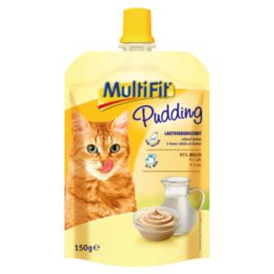 MultiFit Pudding 12x150g