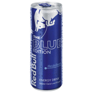 Red Bull The Blue Edition 0,25l