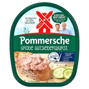 Rügenwalder Mühle Pommersche Gutsleberwurst grob 125g