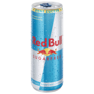 Red Bull Sugarfree Energy Drink 0,25l