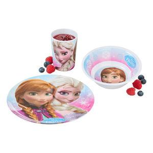 """Geschirr-Set für Kinder """"Frozen"""""""
