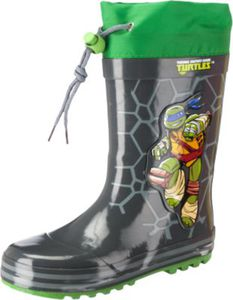TEENAGE MUTANT NINJA TURTLES Kinder Gummistiefel Gr. 29 Jungen Kinder