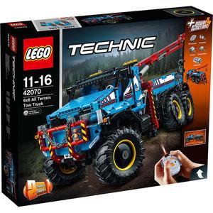LEGO® Technic 42070 6x6 All Terrain Tow Truck