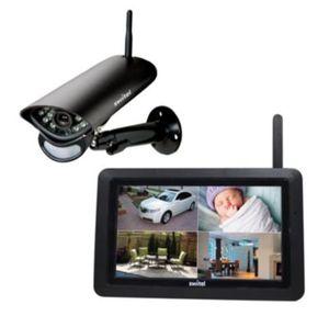 Switel HS2000 digitales Funk-Überwachungssystem - 1 Kamera