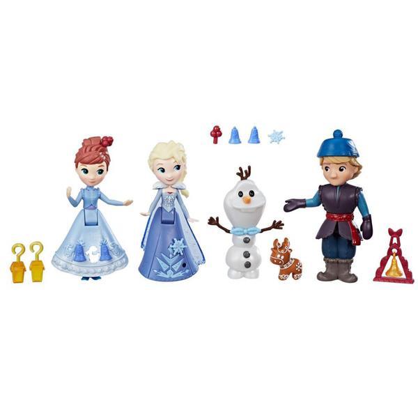 Disney Die Eiskönigin - Olafs Freunde-Set
