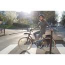 Bild 3 von B´TWIN City-Bike Elops 520 hoher Rahmen bordeaux, Größe: L/XL