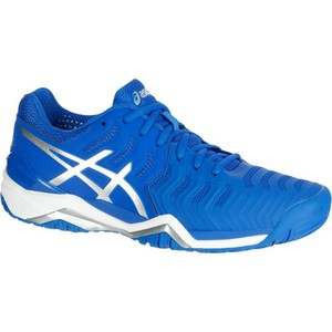 Tennisschuhe Gel Resolution 7 Multicourt Herren blau ASICS