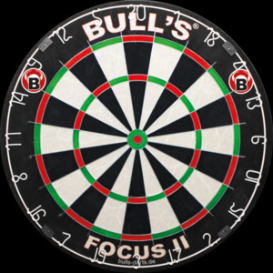 BULL'S Focus II Bristle Board