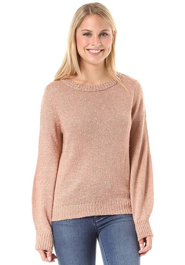 Vila Viaddy - Strickpullover für Damen - Pink
