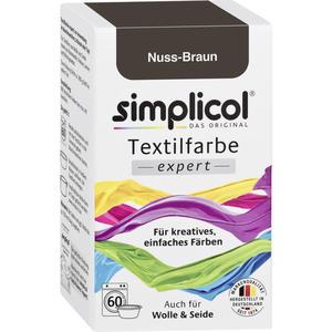 simplicol Textilfarbe expert Nr. 1716 Nuss-Braun 150 g 2.33 EUR/100 g