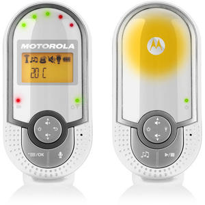 Motorola digitales Audio-Babyphone mit Display MBP16