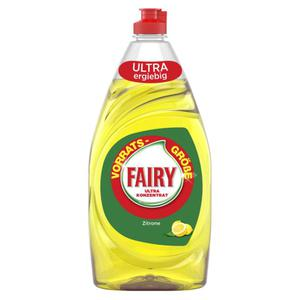 Fairy Ultra Plus Konzentrat Lemon Konzentrat 800ml 2.24 EUR/1 l