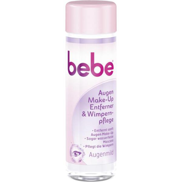 bebe® Augen Make-Up Entferner & Wimpernpflege 2.39 EUR/100 ml