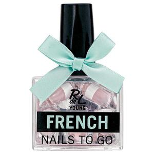 RdeL Young French Nails to go