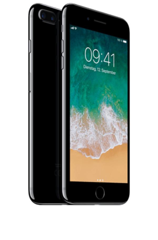 Iphone 7 Plus Mit O2 Free M Prof Mit 10 Gb Diamantschwarz Von O2