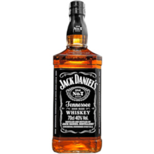 Jack Daniel's Tennessee Whiskey  40% Vol. oder Tennessee Fire 35% Vol.