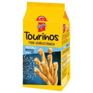 De Beukelaer Snacks Tourinos Meersalz & Pfeffer 125g