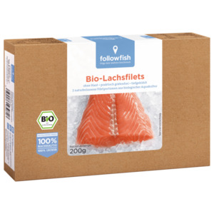 Followfish Bio-Lachs-Filets 200g