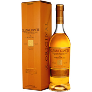 Glenmorangie Single Malt Scotch Whisky 0,7l