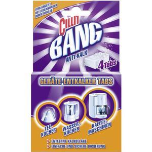 Cillit BANG Geräte-Entkalker Tabs