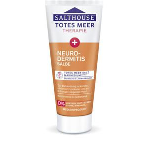 Salthouse Totes Meer Therapie Neurodermitis Salbe 13.32 EUR/100 ml