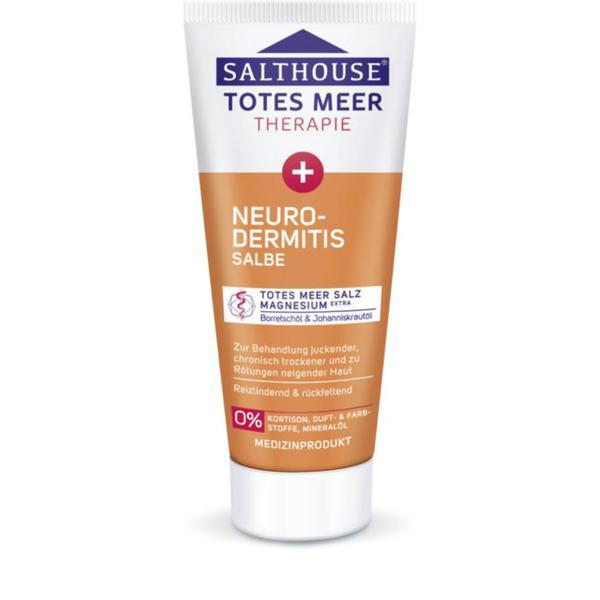Salthouse Totes Meer Therapie Neurodermitis Salbe 13.32 EUR/100 ml