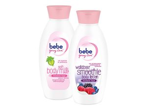 bebe young care Body Milk/ Body Lotion