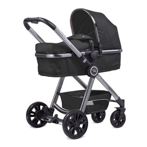 knorr-baby Kombikinderwagen For You grau-schwarz