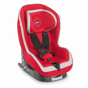 Chicco Autokindersitz Go One Isofix red