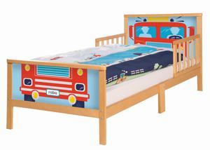 roba Toddler Komplettbett Car buche