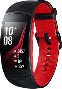 Samsung Gear Fit2 Pro S Smartband rot