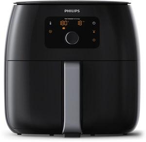 Philips HD9651/90 Airfryer XXL Heißluft-Fritteuse schwarz