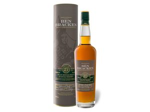 Ben Bracken Islay Single Malt Scotch Whisky 27 Jahre 46% Vol.