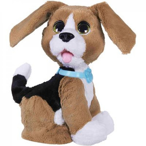 Hasbro - FurReal Friends - Benni, der sprechende Beagle