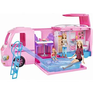 Mattel - Barbie - Super-Abenteuer Camper